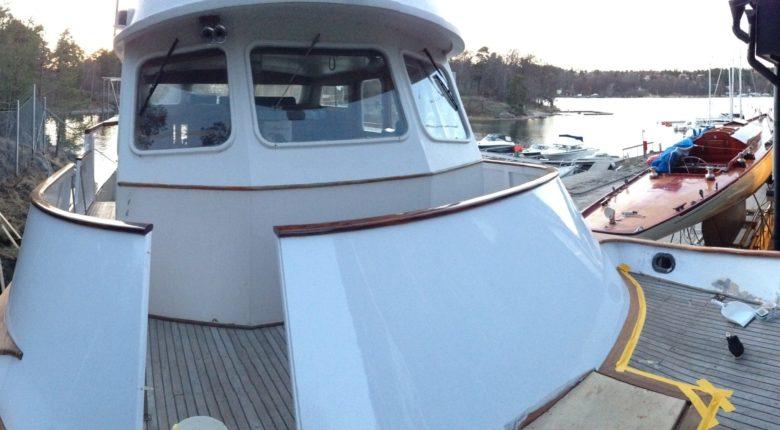 sjösättning